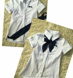Блузка 146 рост новая