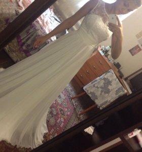 Свадебное,вечернее платье