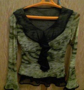 Блуза женская р46-48.