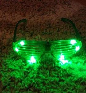 Продам диско-очки