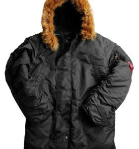 Новая мужская куртка Alpha Industries