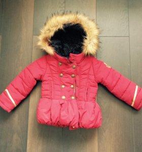 Куртка для девочки 98-104