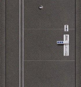 Стальная входная дверь 228