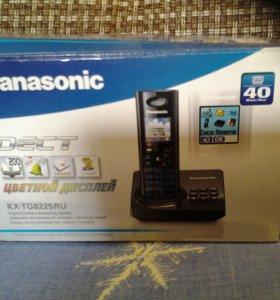 Продам цифровой беспроводной телефон с автоответчи