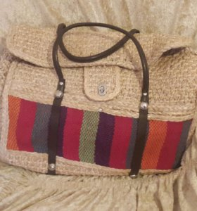 Новая пляжная сумка Zara