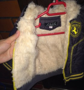 Детская курточка.