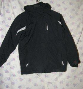 Куртки для мальчика8-10 лет