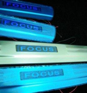 Форд фокус 2 акссесуары
