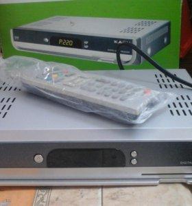 Цифровой кабельный приемник