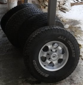 Колеса R16 США