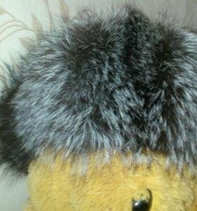 Продам мужскую зимнюю шапку