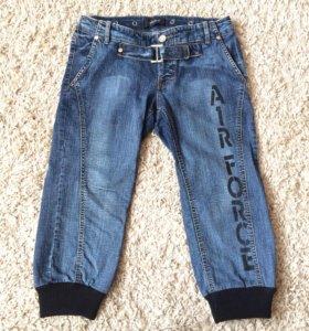 Бриджи джинсы