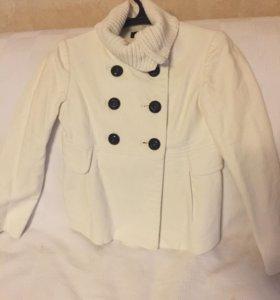 Тканевое пальто Mango