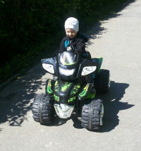 Квадроцикл детский. До 45 кг