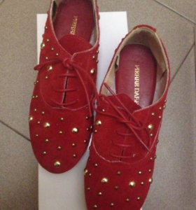 Итальянские ботинки Pierre Darre (36 размер)