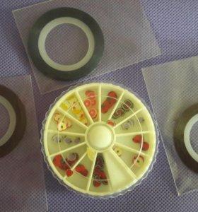 Набор для декора ногтей