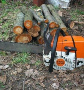 Дачные работы Спил деревьев скос травы