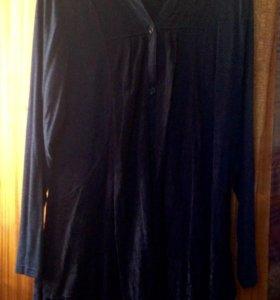 блузка-туника 52-54 р
