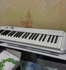 Midi клавиатура Samson Carbon 49