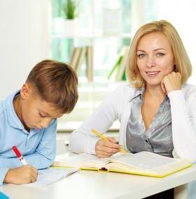 Подготовка к школе, репетитор начальные классы