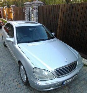 Автомобиль Мерседес-Бенс $500 long220 ,2000г.