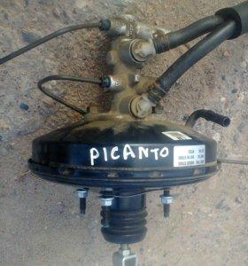 Вакуумный усилитель тормозов Киа Пиканто 1.0