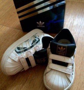 Кроссовки кеды adidas