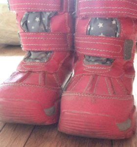 Ботинки картерс демисезон
