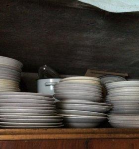 Посуда столовая в Ермаковском!