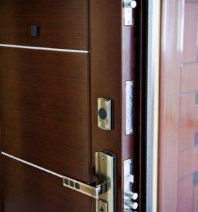Металлическая дверь 126С