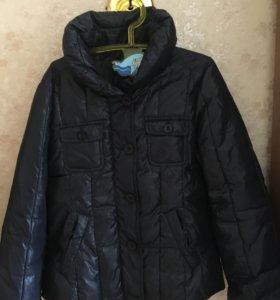 Куртка Benetton, темно-синий цв.🇮🇹