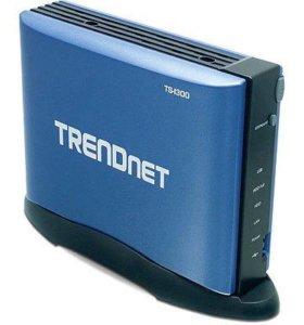 Сетевой накопитель Trendnet TS-I300