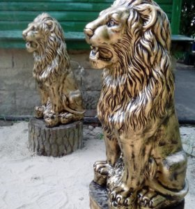 Фигура льва