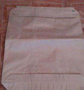 Бумажные мешки с клапаном
