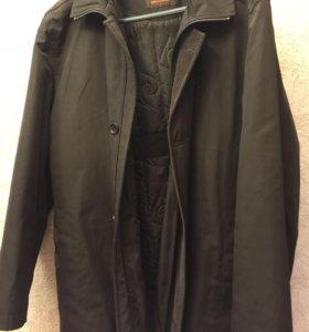 Мужская куртка размер 52-54