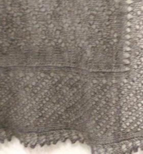 Оренбургские пуховые платки,палантины,паутинки