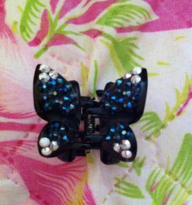 Краб-бабочка