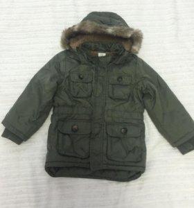 Куртка-парка д/мальчика НМ
