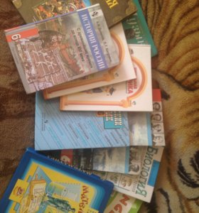 Учебники за все классы