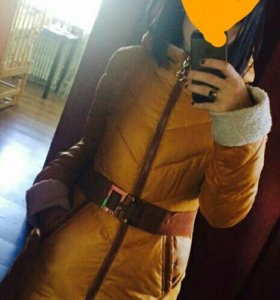 Осенне-зимняя куртка