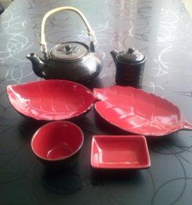 Посуда для японской кухни и не только