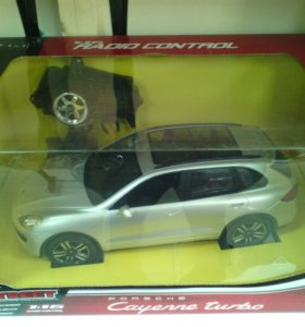 Машина с п/у Porsche Cayenne turbo