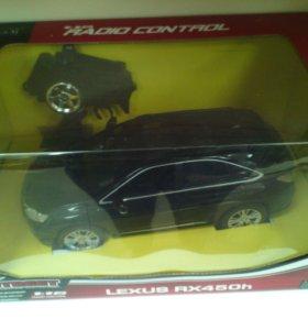 Машина с п/у Lexus RX450h