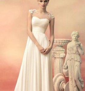 Прокат шикарного свадебного платья