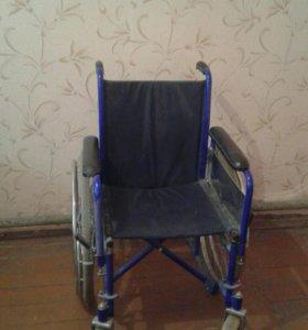 инвалидная каляска в комплекте все есть!