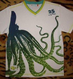 Новая футболка для мальчика sela размер 11