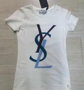 Новая футболка YSL