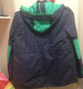 Куртка - ветровка двойка