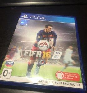 FIFA 16 на PlayStation 4