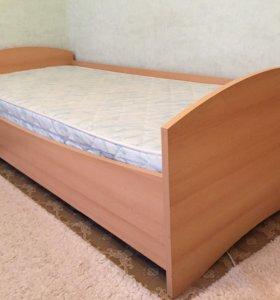 Кровать 1-спальная (Германия)